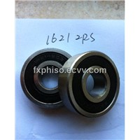 inch ball bearing, deep groove ball bearing 1621-2RS