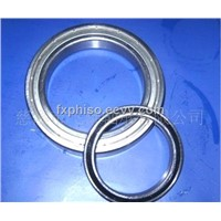 thin wall bearing, high quality deep groove ball bearing 6706-ZZ