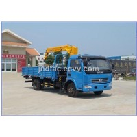 Dongfeng Truck with Crane 3.2ton