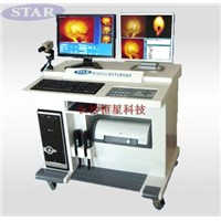 double screen infrared mammary diagnostic equipment