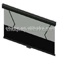 eletric curtain Flexi-Visor FLX680 for bus sunshade
