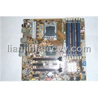 for HP motherboard 612503-001 LGA 755 intel Intel Core i7 mainboard/system board full tested