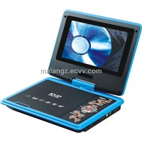 full function portable DVD player