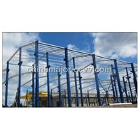 high strength steel structure