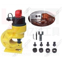 hydraulic hole device,broaching,busbar punching machine,CH-60
