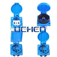 ip44 waterproof outdoor socket
