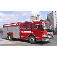 Jiefang Foam Fire Fighting Truck 5000L