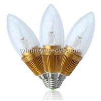 LED Candle1w&3w , Beautifull LED Bulbs , High Quality LED Candles