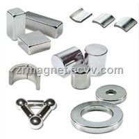 nickel coating NdFeB Magnet