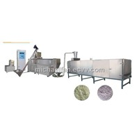 nutritious powder production machines extruder