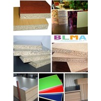 Pine Core Particle Board for Furniture