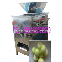 promotional price onion peeling machine high efficiency