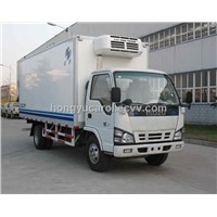 refrigerated truck HJY5064XLC