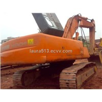 second-hand excavator ZX330 year 2005 Hitachi
