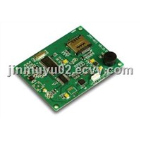 sell 13.56MHz rfid module JMY611 50ohm coaxial cable