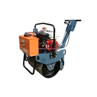 single drum mini vibratory roller