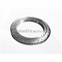 single-row crossed rollers slewing bearing HJ series