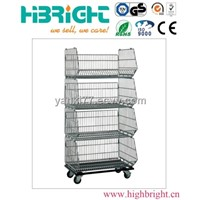 stackable wire mesh baskets endless