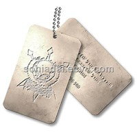 stainless steel dog tag,metal dog tag,dog tag with logo