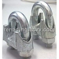 steel Wire Rope clips