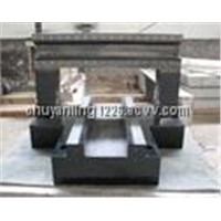 synthetic granite, epoxy granite, mineral casting