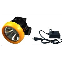 Very Light 130g Weight Headlight Mining Lamp