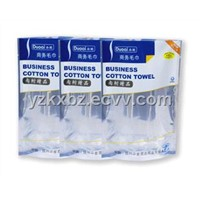 Zipper Lock Plastic Packaging Bag for Personal Care