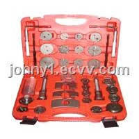 auto repair tool - 35 piece  disc  brake caliper tool set
