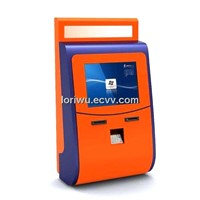 interactive prepaid payment kiosk