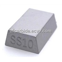 metal tips for limestone cutting, SS10