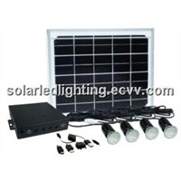 portable solar emergency lighting for outdoor and indoorMultifunction solar light power system