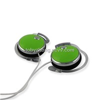 Earphone(OP503): Ear-hook wired stereo earphone