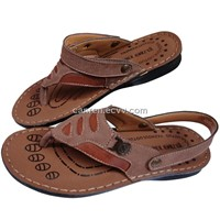 Leather Sandal shoes