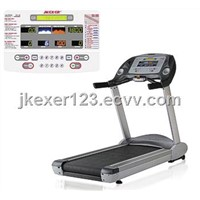 Commercial Motorized Treadmill Alpha X1.0