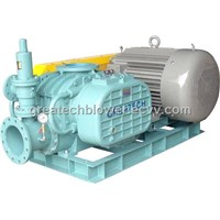 Greatech Water Cooled Type Roots Blower