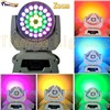 36pcs TRi-LED Moving head Zoom Light