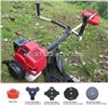 GX31 engine powered brush cutter grass shear grass trimmer