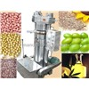 Highly efficient 6YY-230 hydraulic oil press/oil mill