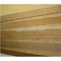 1220*2440*2-30mm, E1, E2 Glue Melamine Laminated MDF Wood