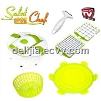 12 Pcs of Salad Chef Hot Popular Item