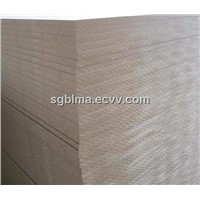 18mm MDF with Solid Wood Skin for Door