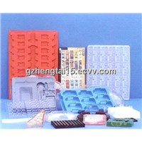 Anti-Static,Conductive Blister & Tray