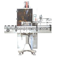 Bottle Mouth Labeling Machine