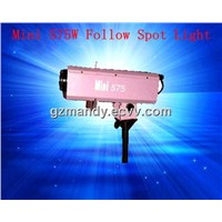 DJ Light / Follow Spot Light -  Mini 575W