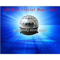 DJ Stage Lighting LED Mini Crystal Ball