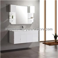 White Vanities Without Handles (IS-2022)