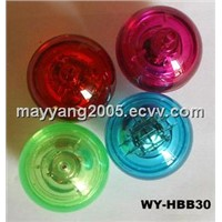 LED Flashing Bouncing Ball (WY-HBB30)