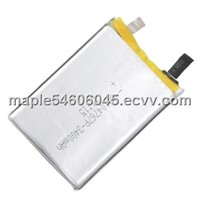Lithium Polymer Battery 104067 with 3400mAh capacity