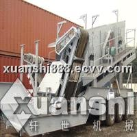 Mobile Crushing & Screening Plant
