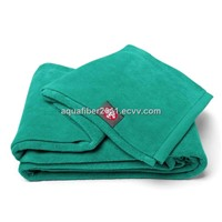 Push Thick Soft Microfiber Hot Yoga Towel/Mat